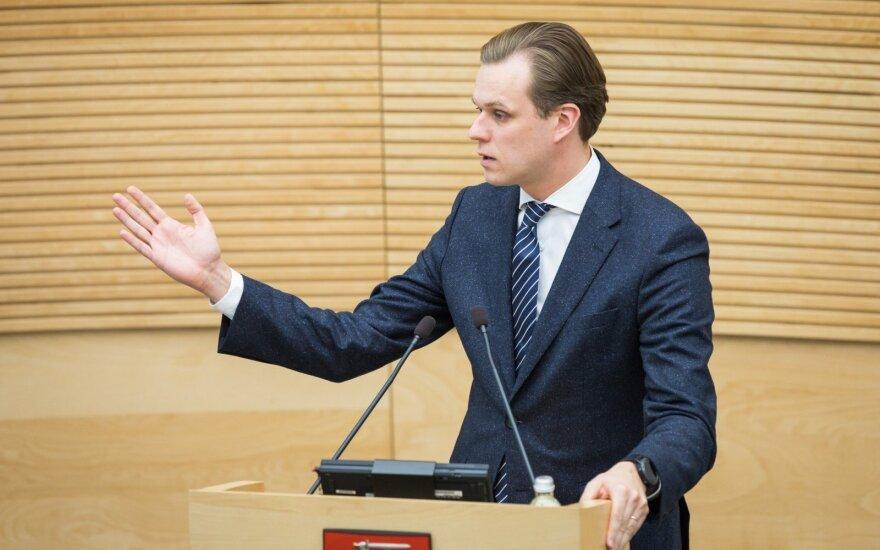 Seimas ėmėsi siūlymo korupcijos tyrimo klausimus papildyti konservatorių kreipimusi į KT