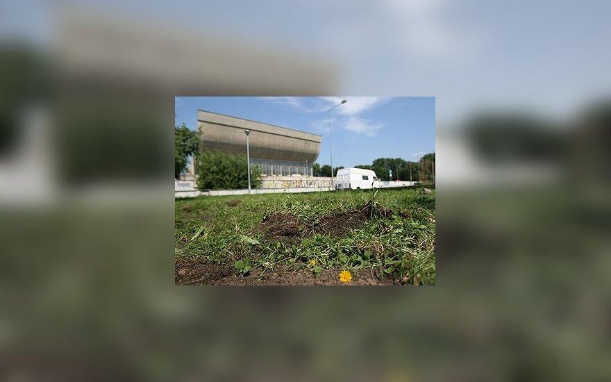 Šnipiškių žydų kapinių teritorijoje bus draudžiami renginiai