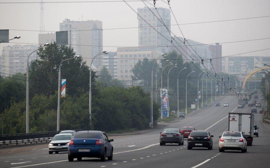 Sužeistųjų per sprogimus Krasnojarsko arsenale padaugėjo iki 32