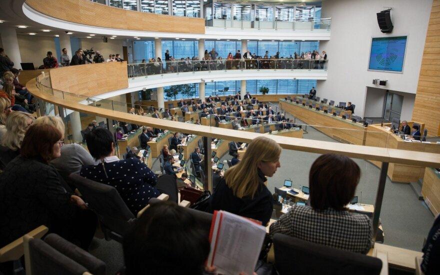 Balsavimas už biudžetą parodė, kaip ir kas palaiko valstiečius