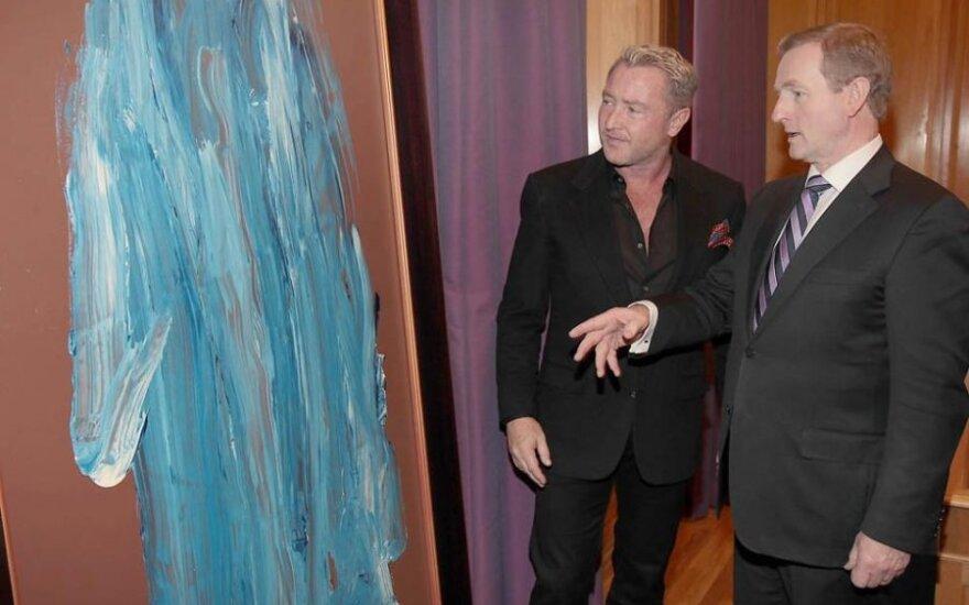 """""""Lord Of The Dance"""" šokių karalius Michaelas Flatley atrado naują talentą"""