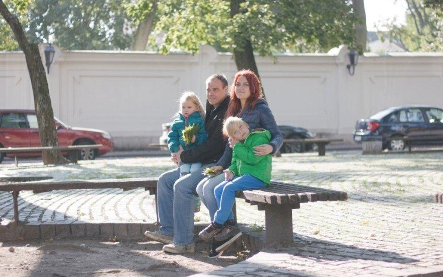 Ramanauskų šeima