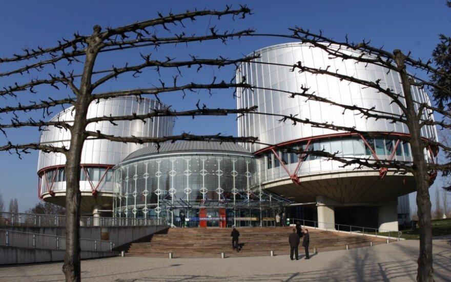 Teismo sprendimo nevykdžiusiai Lietuvai – smūgis iš Strasbūro