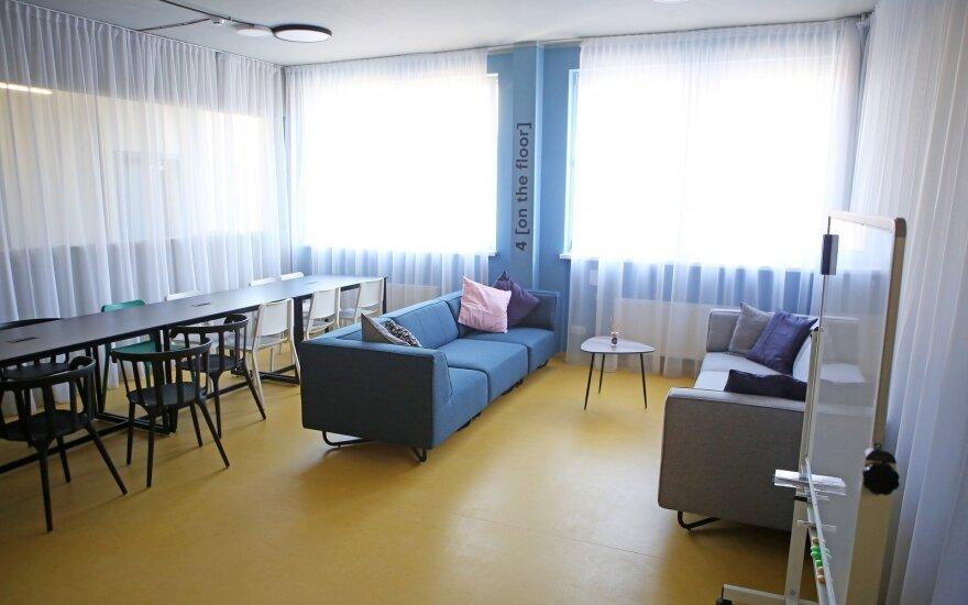 Modernus bendrabutis Kaune