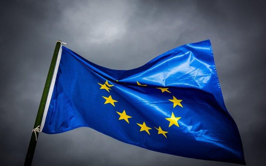 Europos Sąjunga: dezintegracijos ir subyrėjimo rizika labai didelė