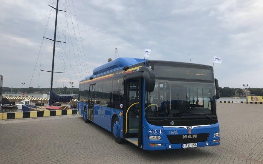 Paslauga rajono gyventojams supykdė Klaipėdos gyventojus
