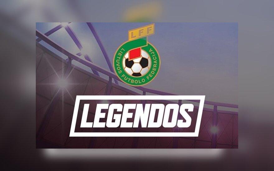 """Kuriamas lietuviškas futbolo strateginis žaidimas """"Legendos"""""""