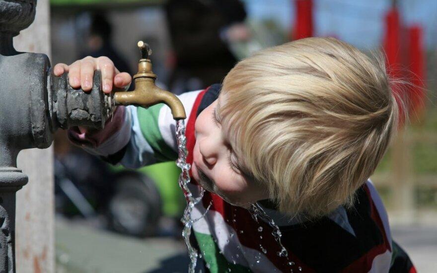 Lietuvoje fluoruotas vanduo naudojamas vakarinėje šalie dalyje