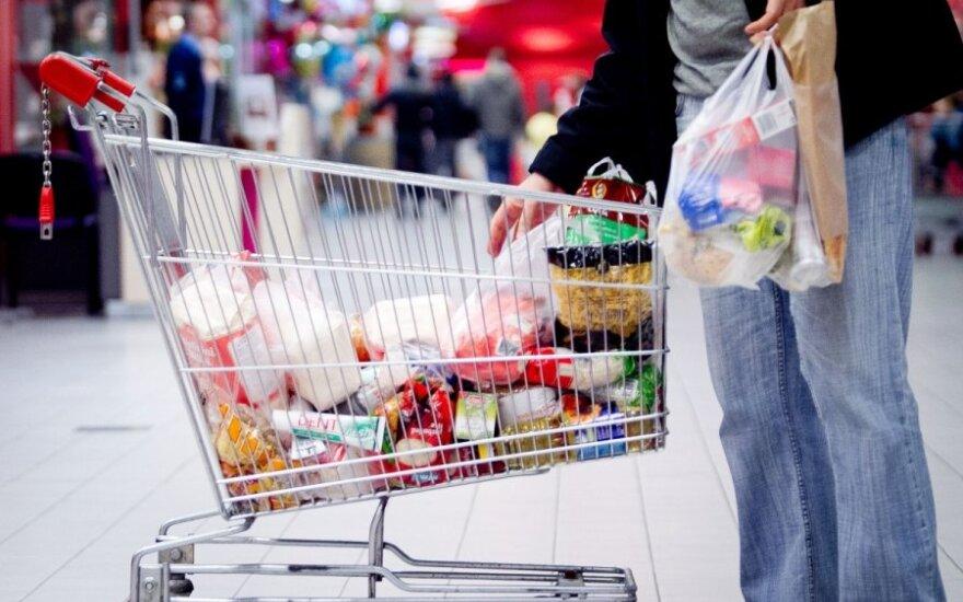 Prekių krepšelis: prancūzo laimė – lietuvio nelaimė