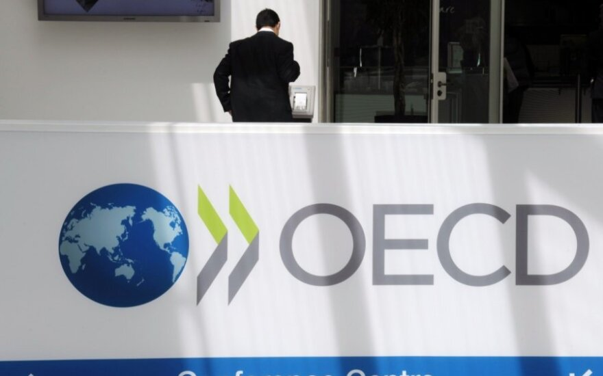 OECD is looking to be enriched by Lithuania's membership