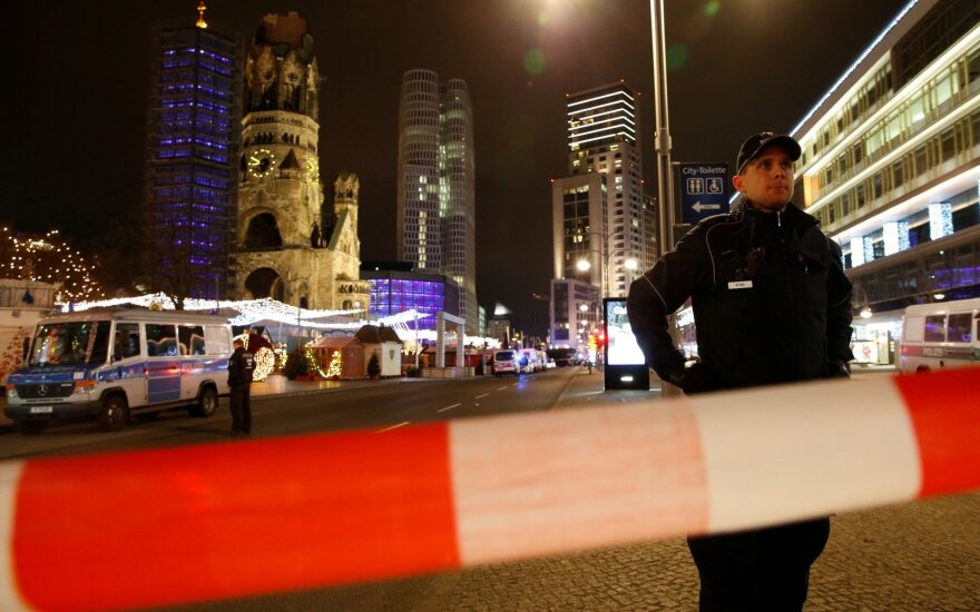 After the Nice style terrorist attack in Berlin