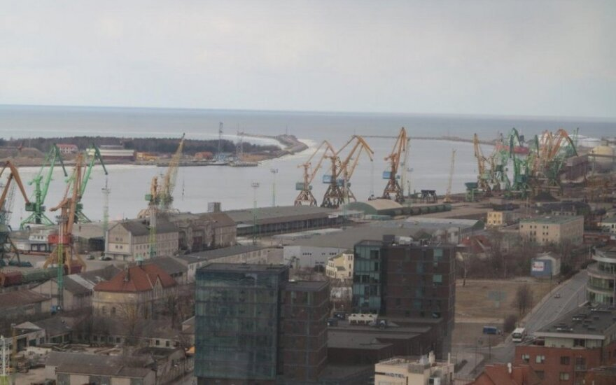 Lithuanian port of Klaipėda to resume operations after stormy weekend