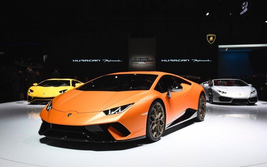 """Lamborghini Huracan Performante"""