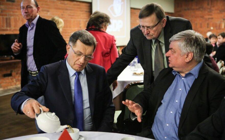 Algirdas Butkevičius, Juozas Bernatonis