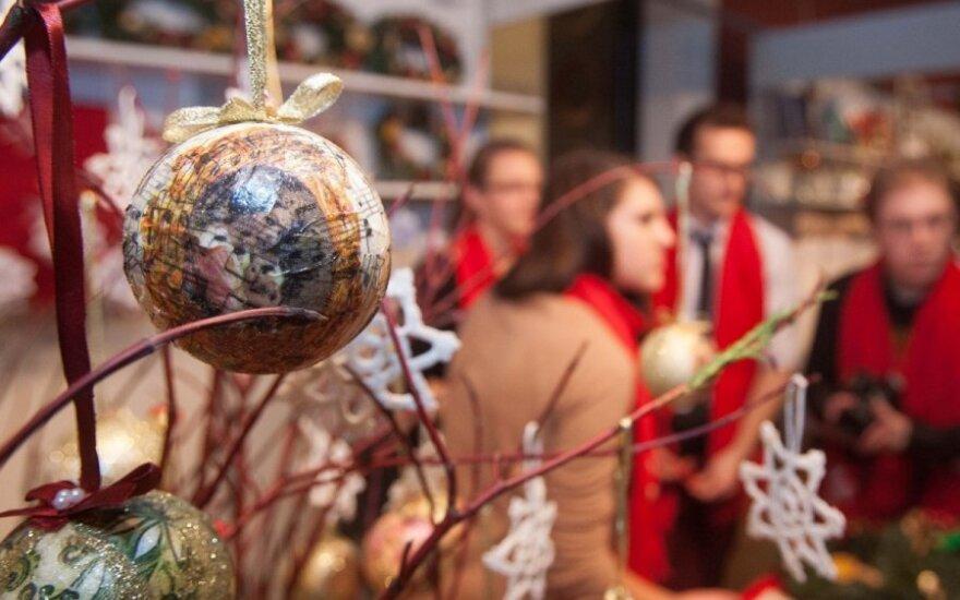Kalėdinis koncertas ir mugė Prezidentūroje