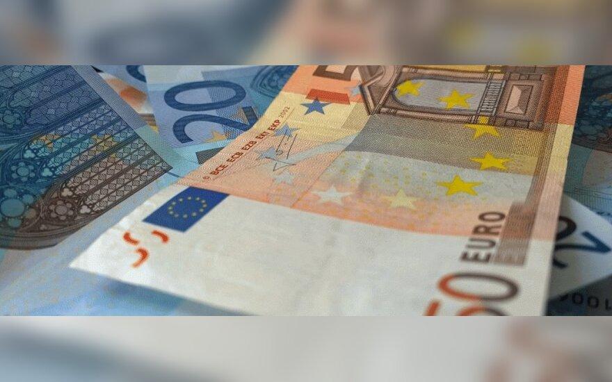 Artėjant eurui bankai įspėja įmones: kils rimtų problemų
