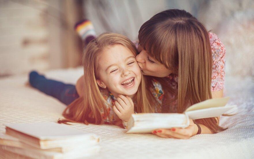 Auksinis bilietas į vaiko sėkmę: per dieną užteks 20 minučių