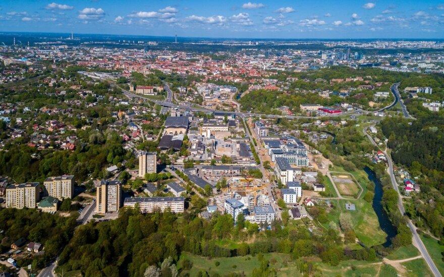 """""""Architektūros parku"""" pavadinto konversijos projekto teritorijoje vietoj buvusių įmonių iškils nauji gyvenamieji namai"""