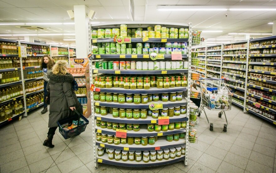 Lithuanians are biggest discount grocery shoppers in Europe