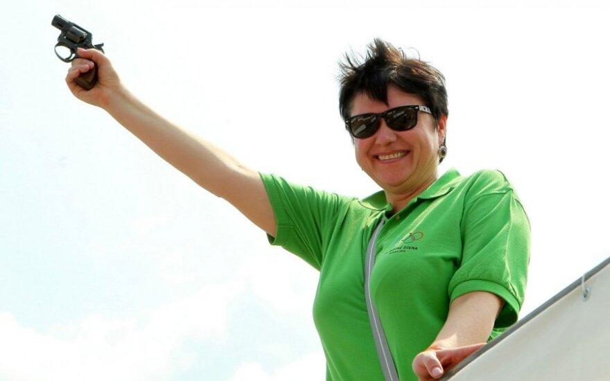 Olimpinė diena 180-čia autobusų pirmą kartą atrieda į Kauną