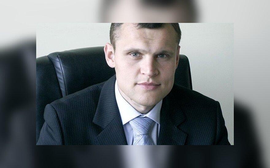 Šiaulių darbo rinkos mokymo centro direktorius Mindaugas Dėlkus