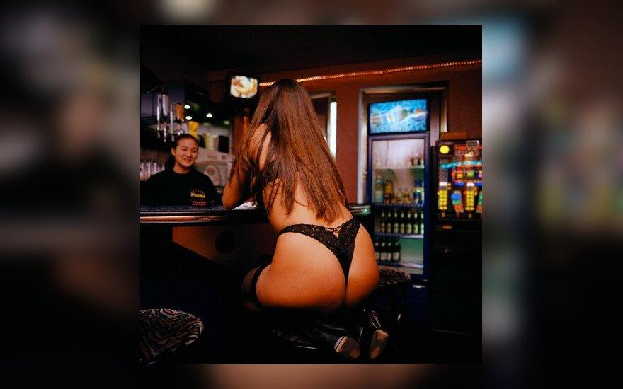 Vokietijoje išleista atmintinė prostitutėms iš Lietuvos