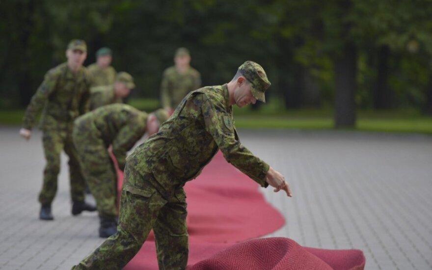 B. Obamos vizitas: Estijoje - beprecedentės saugumo priemonės