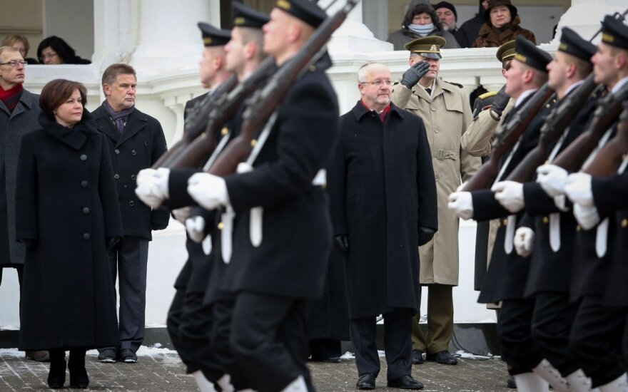 Lithuania's army needs additional 220 civilian positions