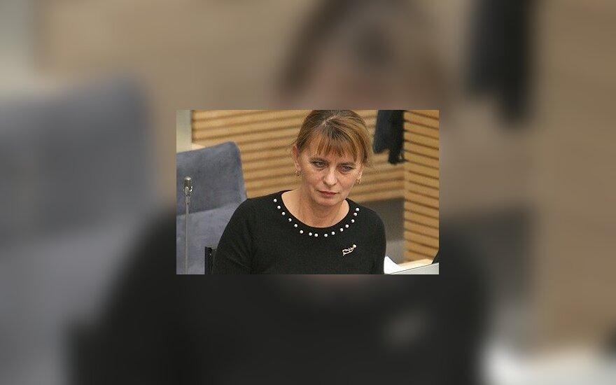 Premjero patarėja žemės ūkio klausimais tapo Počikovska