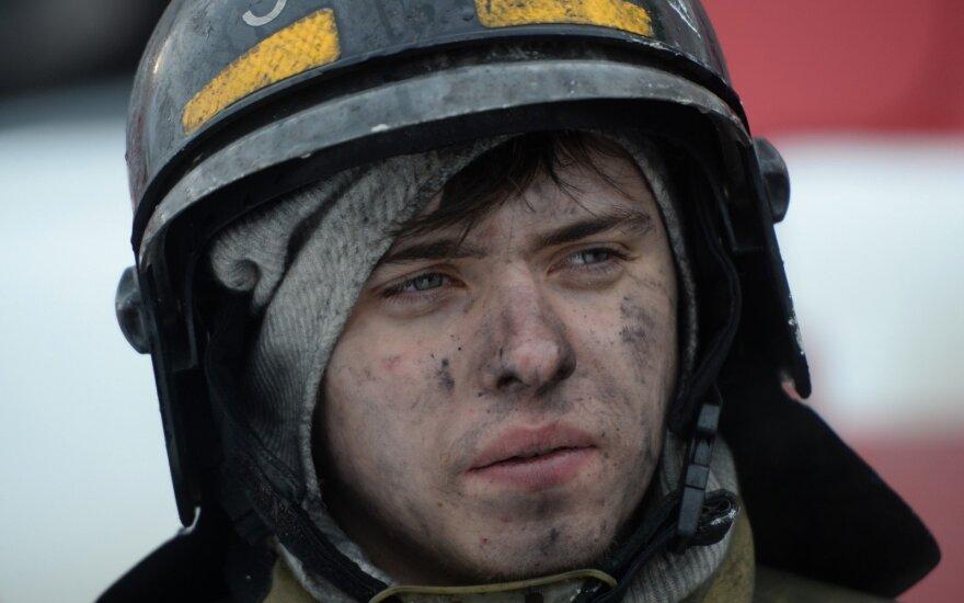 Tragedija Kemerove: paskelbė tikrąją 64 gyvybes nusinešusio gaisro priežastį
