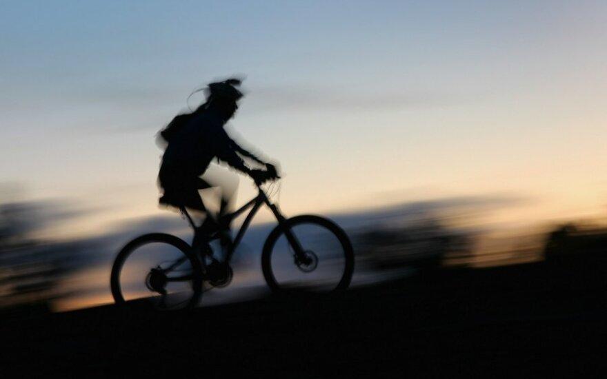 Vilniaus policija ieško pavogto dviračio savininko