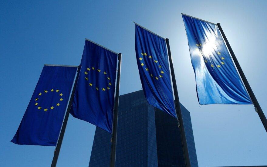 Nepaisant prekybos karo, ECB laikysis tvirtos pozicijos dėl palūkanų