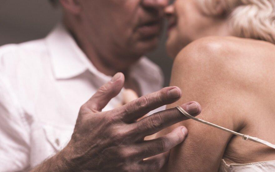 Ar naudingas seksas vyresnio amžiaus žmonėms?