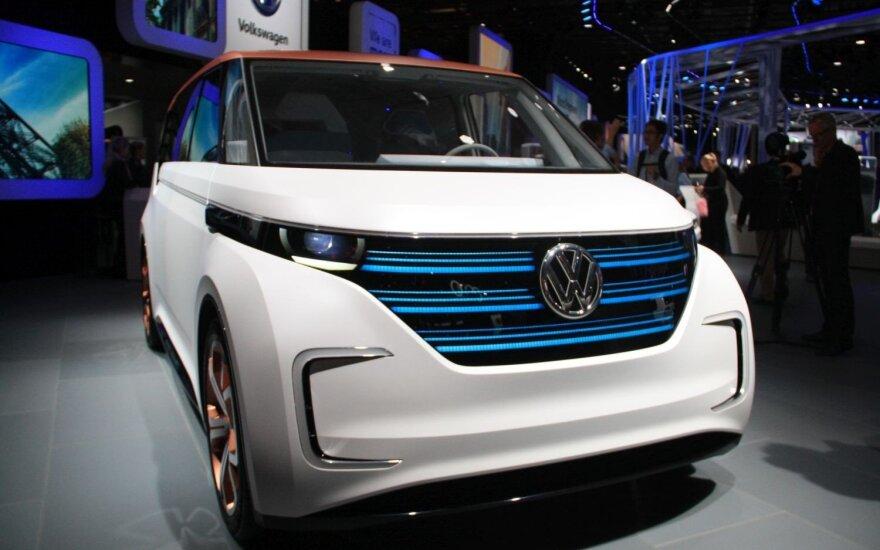 "Koncepcinis elektromobilis ""Volkswagen I.D."" (asociatyvi nuotr.)"