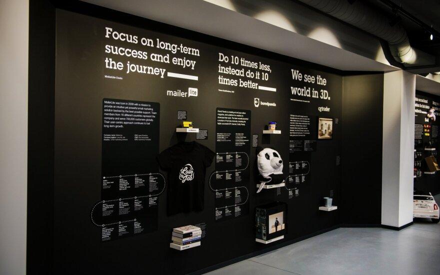 Startup museum opened in Vilnius