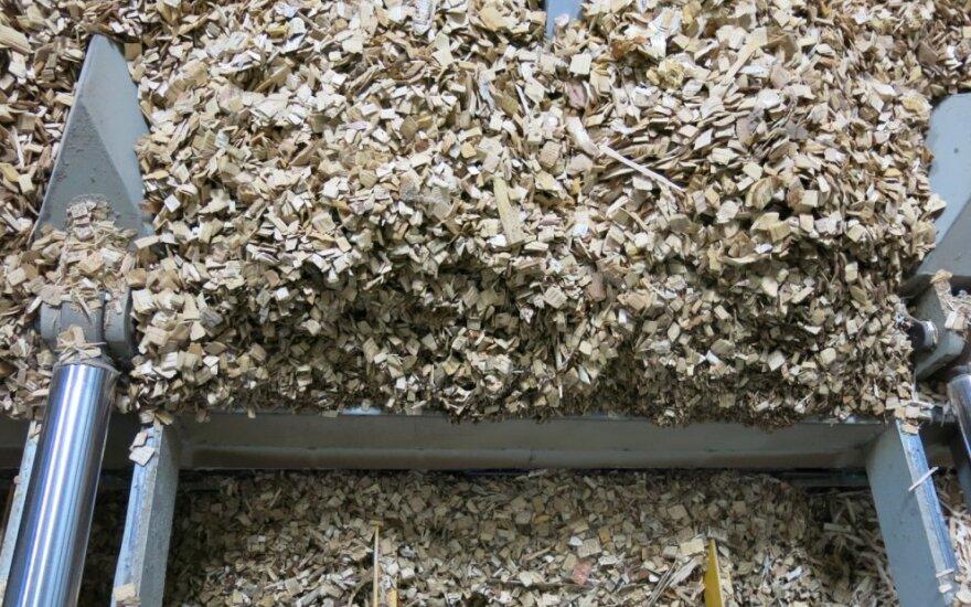 Energetikos ministerija siūlo vykdyti prekybą biokuro produktais megavatvalandėmis
