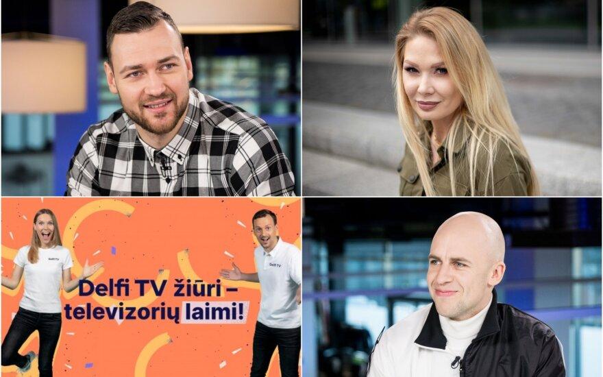 Delfi TV programa