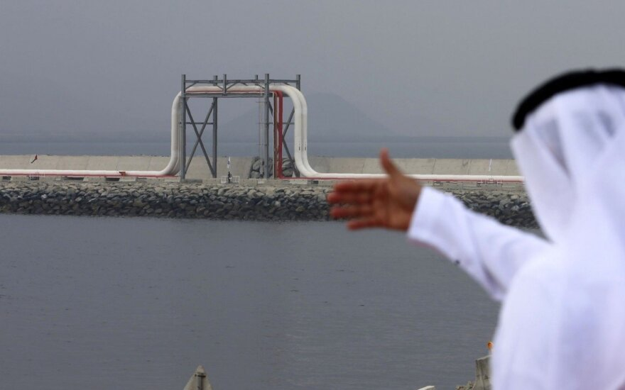 OPEC padidins naftos paklausos prognozes