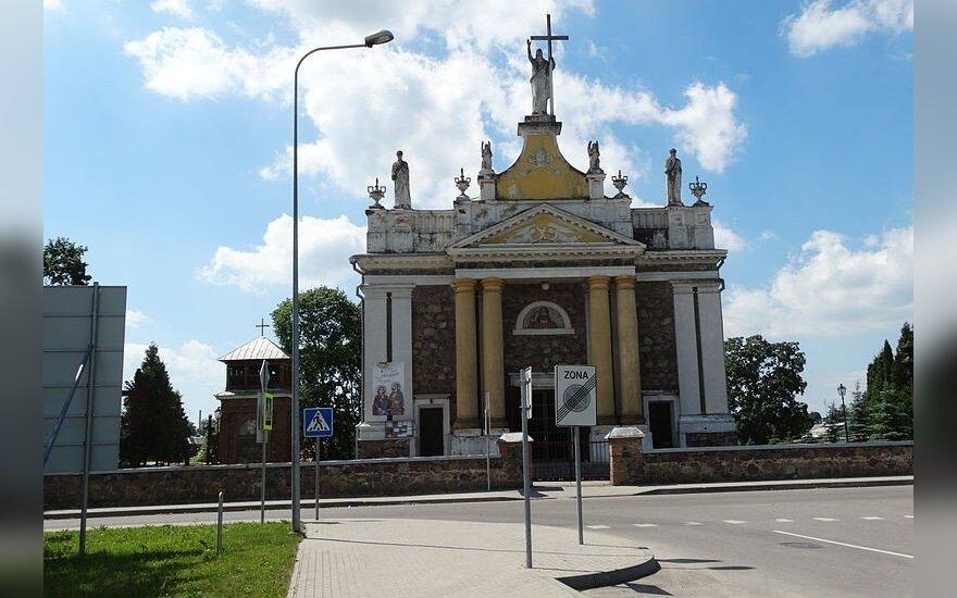 Šv. apaštalų Petro ir Povilo bažnyčia Ukmergėje
