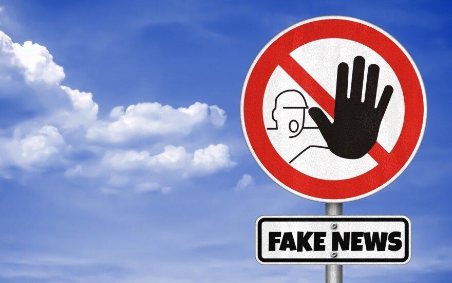 """Prancūzijos žiniasklaida kartu su """"Google"""" ir """"Facebook"""" kovos su netikromis naujienomis"""