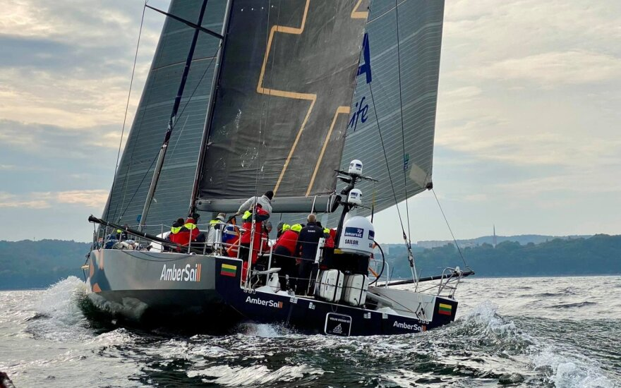 Ambersail (Sailing Poland nuotr.)