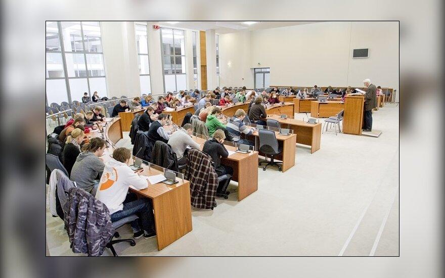 Kelių eismo taisyklių egzamine žinias pasitikrino 1 tūkst. dalyvių