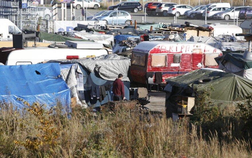 Europą šiemet pasiekusių migrantų skaičius perkopė 700 tūkst.