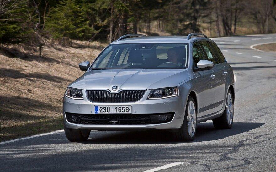 """Škoda Octavia Combi"""