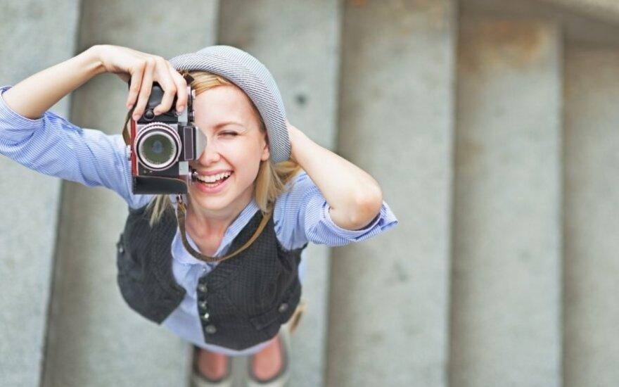 Atmintis ir laikas fotografijos mene