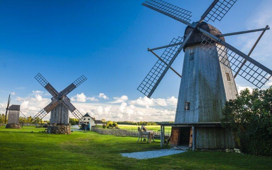 Per metus būsto kainų indeksas Estijoje išaugo 7,4 proc.