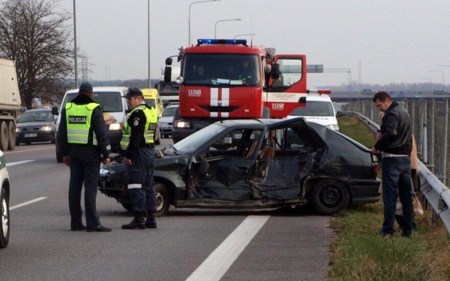 Palygino vairuotojus: Vilniuje – greiti ir įsiutę, kitur – nemandagūs