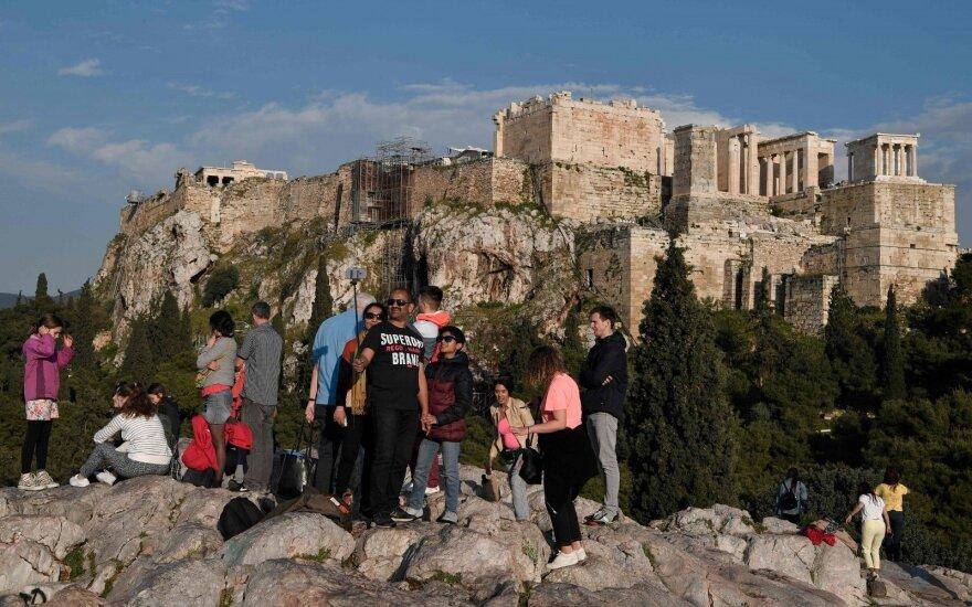 Graikijos Akropolis