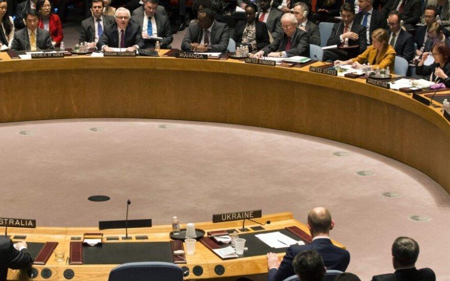 Russian Permanent Representative in the UN  Vitaly Churkin