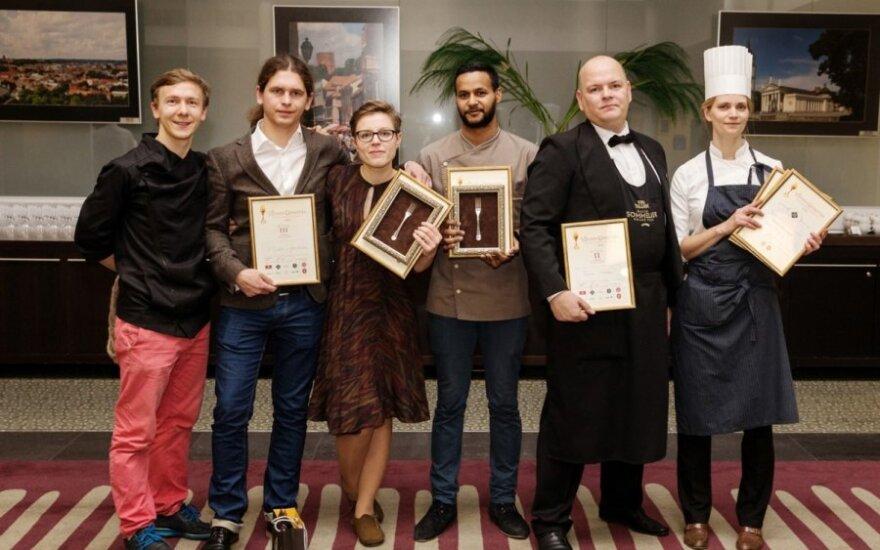 Saldžios naujienos iš Vyno ir desertų derinių čempionato